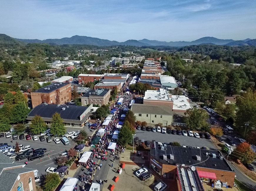 Future of Downtown Waynesville Association to be debated