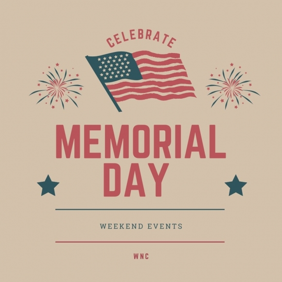 Memorial Day Weekend Events