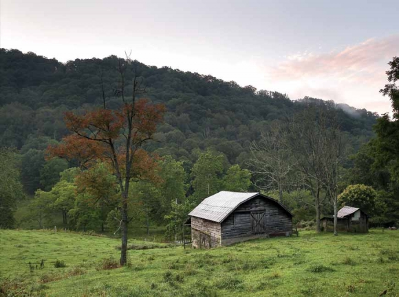 The Southern Appalachian Highlands Conservancy has completed a critical land purchase in Haywood County. Johnny Davison photo