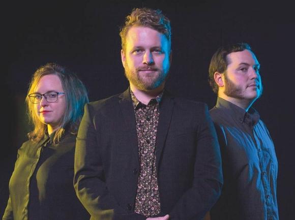 The Jon Stickley Trio.