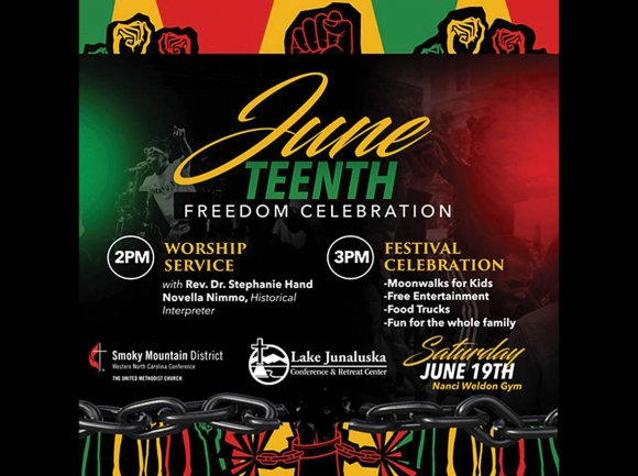 Inaugural Juneteenth celebration planned
