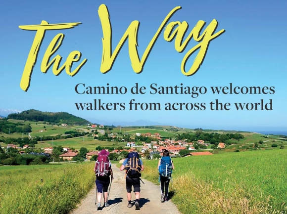 Through Spain, frame by frame: Camino de Santiago offers a long-distance walk steeped in history
