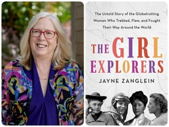 Meet The Author of 'The Girl Explorers'