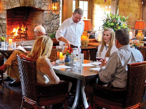 On your plate, on the plateau: Chef Ken Naron of Canyon Kitchen
