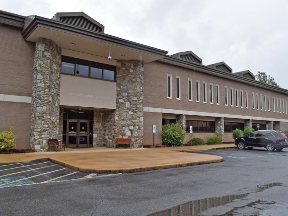 Jackson County Justice Center.