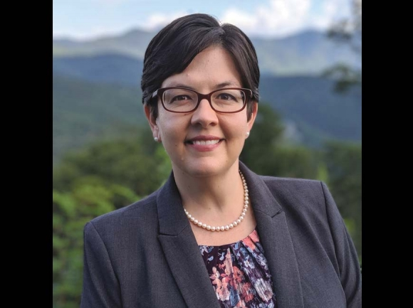 Dr. Shelley White will assume her new role as president of Haywood Community College on Jan. 1, 2020. HCC photo