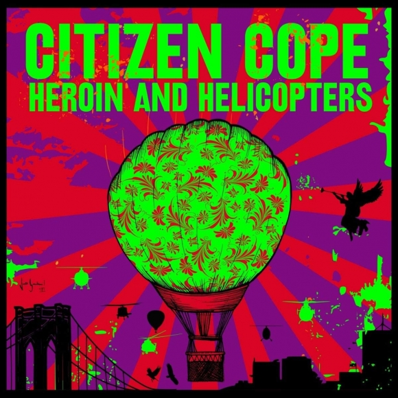 Something to believe in: A conversation with Citizen Cope