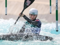 Searching for gold: Bryson City Olympian misses kayaking finals, aims for canoe medal