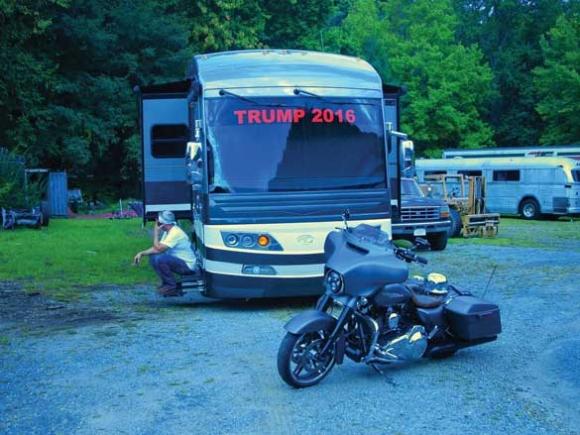 The biker politic