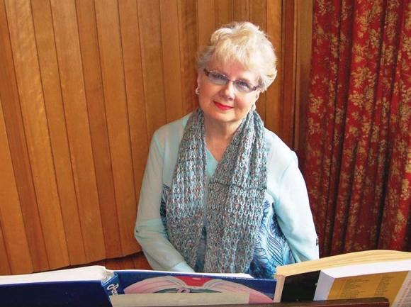 Mary Ann Enloe.