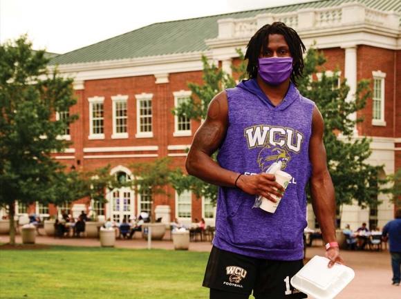 Masks back at WCU