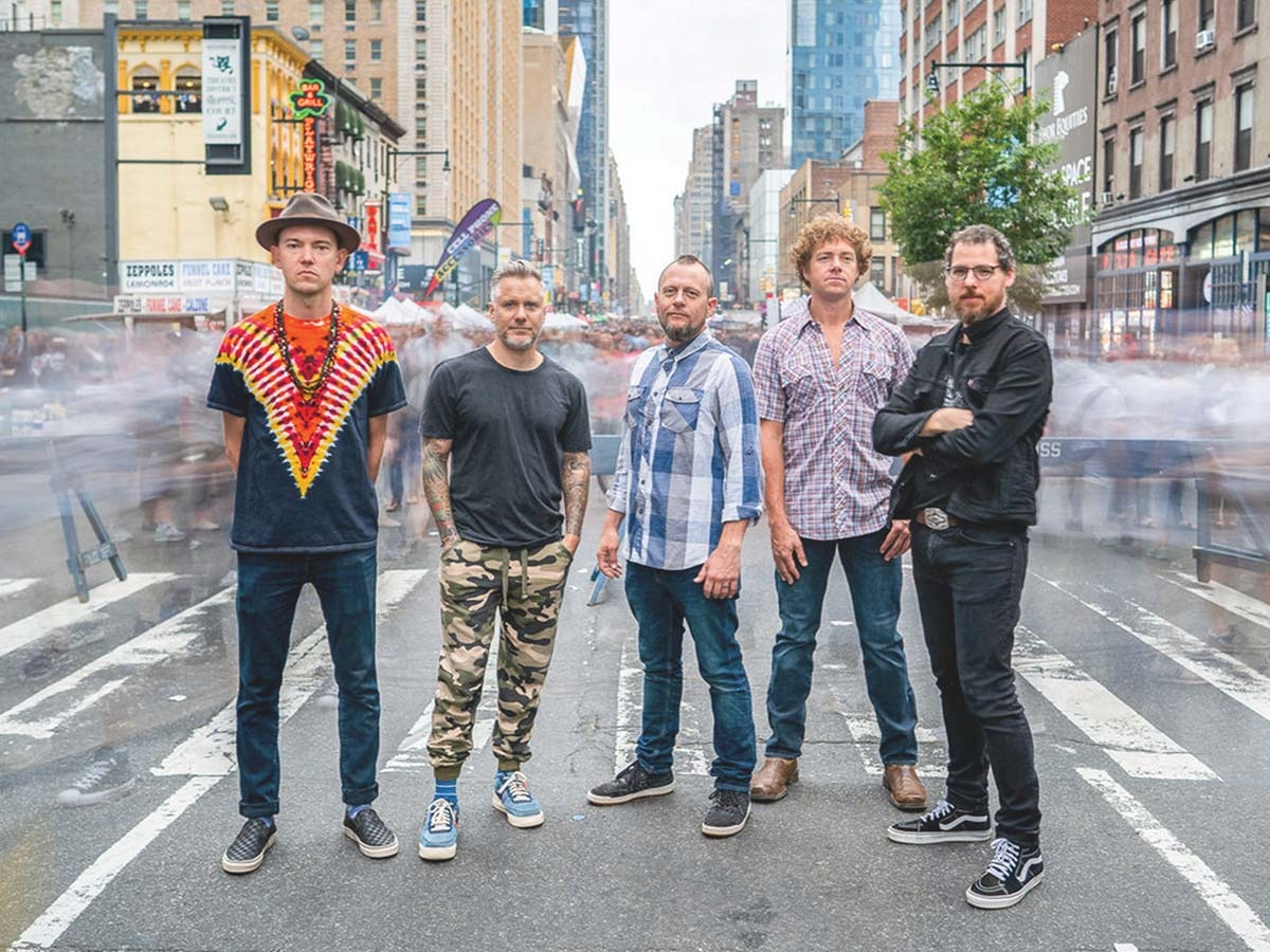 Travelin' this lonesome road: Jeremy Garrett of The Infamous Stringdusters