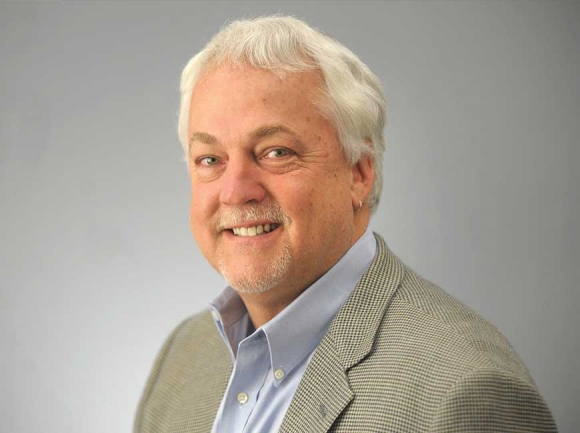The late Rob Hiassen, features writer/editor for the Capital Gazette.