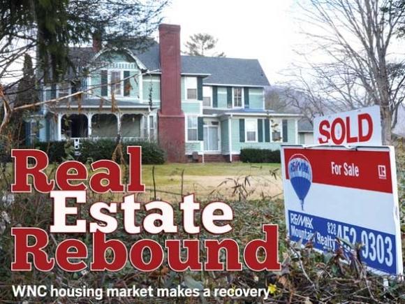 Get real: WNC real estate market comes back swinging