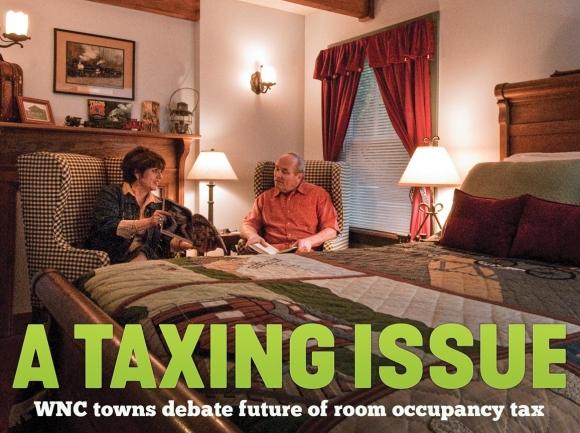 WNC towns debate future of room occupancy tax