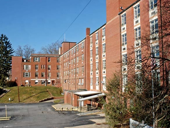 Old hospital's rehab into low-income housing falls flat