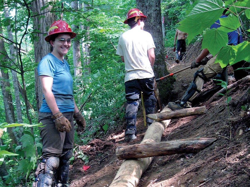 Become a trail maintainer