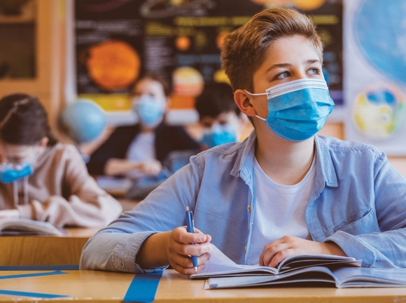 School Board publicly opposes mask mandate