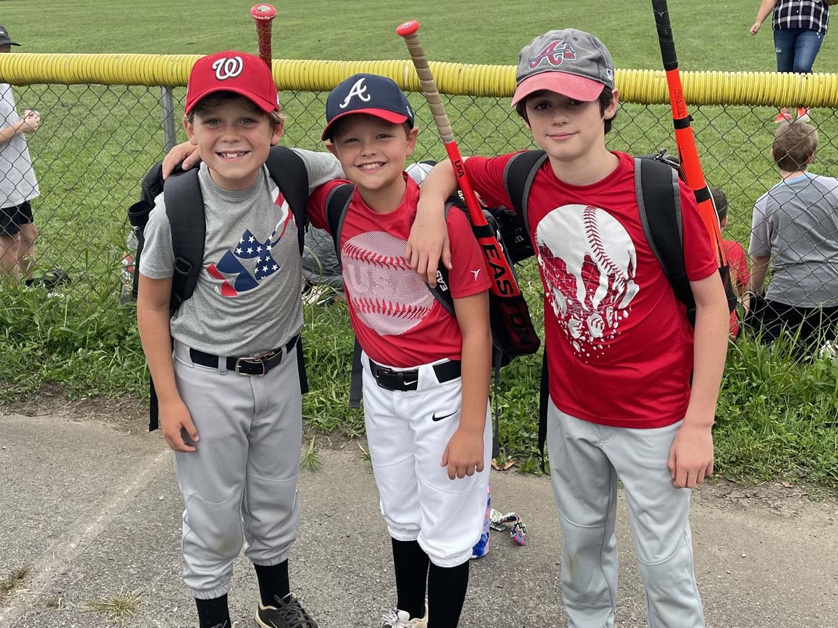Finding an antidote in baseball