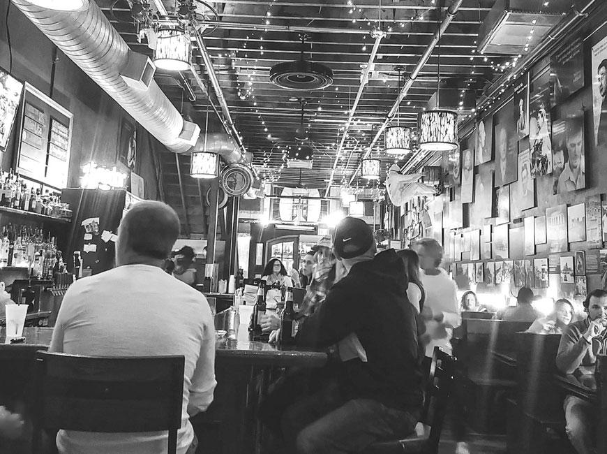 Preservation Pub, Knoxville. (photo: Garret K. Woodward)