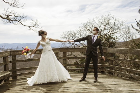 Getting married in the time of coronavirus