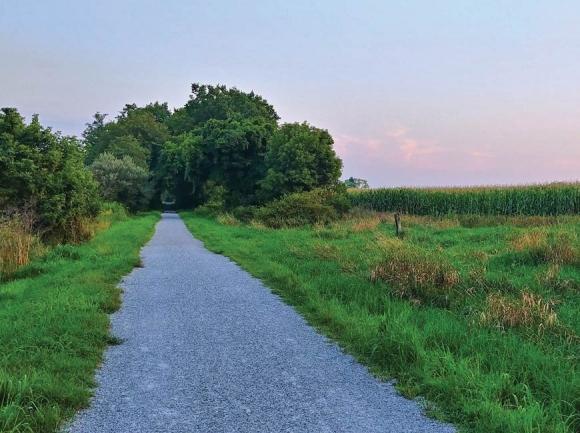 Rural New Jersey. Garret K. Woodward photo