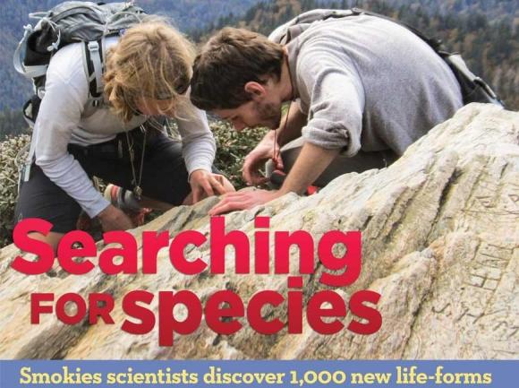 Inventory of life: Twenty-year effort to count Smokies species adds 1,000 to science