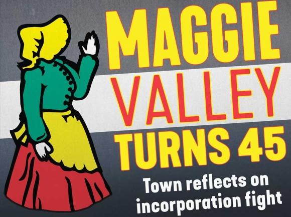 Maggie at 45: looking forward, looking back