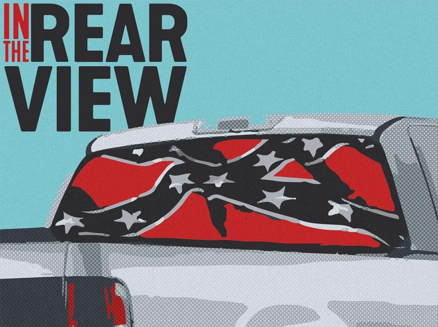 Long overdue regulation bans rebel flag in Haywood County Schools