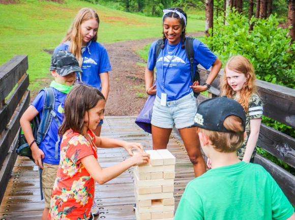 WNC camp spots in high demand