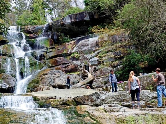 WNC's deadliest waterfalls