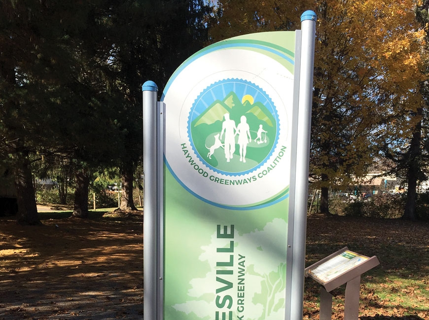 Weigh in on Waynesville greenway project