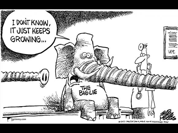 Cartoon, May 26, 2021