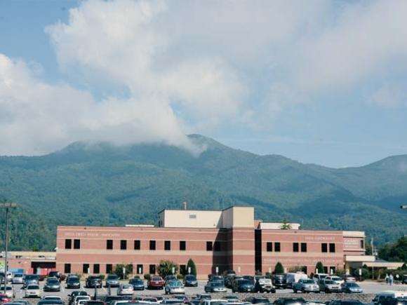 Jackson County goes down on hospital value