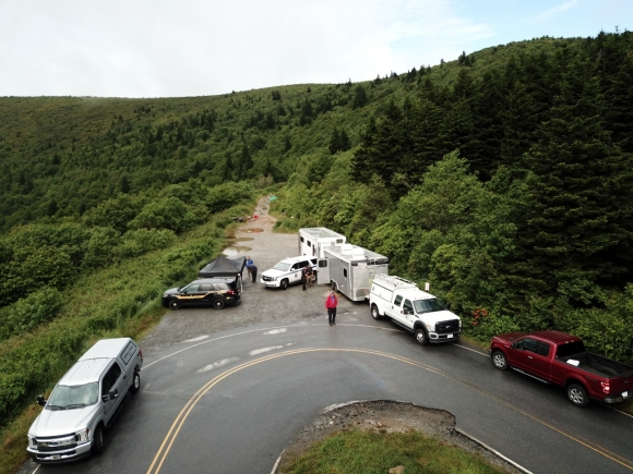 Successful search and rescue effort for lost hikers