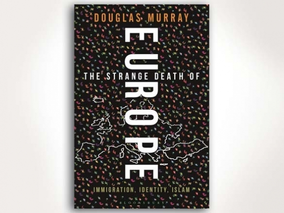 New book delves into 'Death of Europe'