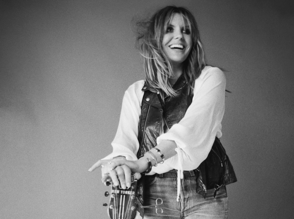 On my way: A conversation with Grace Potter
