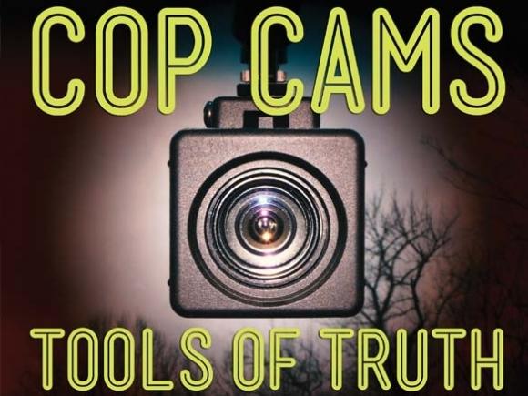 Police cameras in WNC