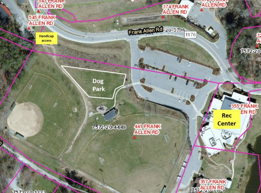 Dog Park Initiative by Vision Cashiers Moves Forward