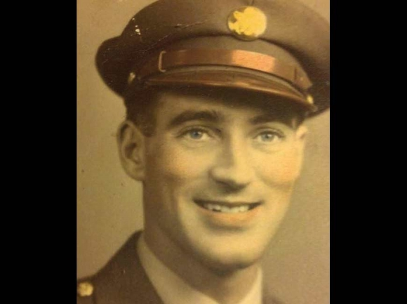Frank Kavanaugh, 1941.