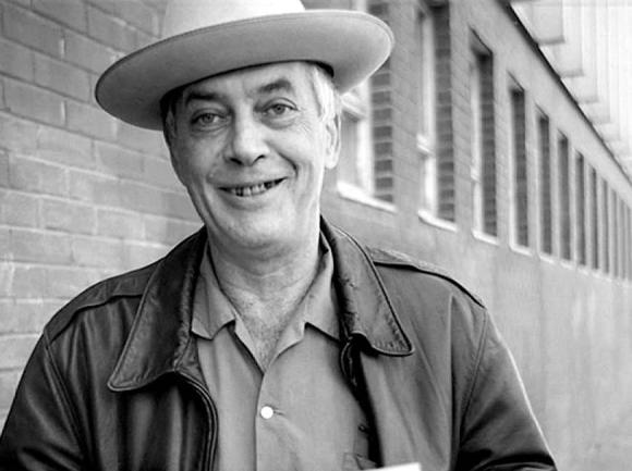 Larry Harvey (1948-2018).