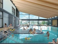 Designs unveiled for Jackson pool