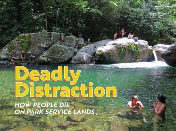 Proceed with caution: Data details deaths in national parks