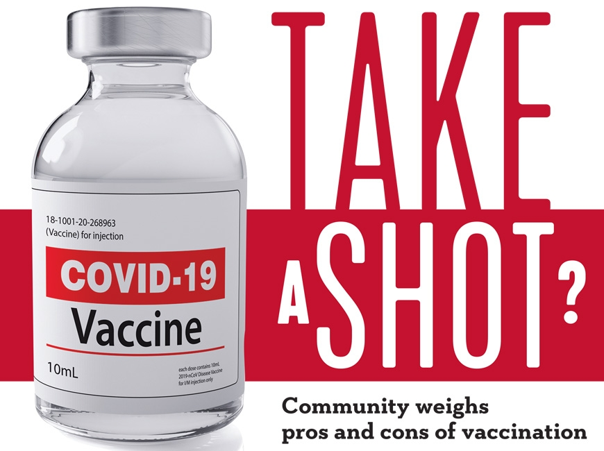 The facts on the vax: Survey shows widespread support for COVID-19 vaccination