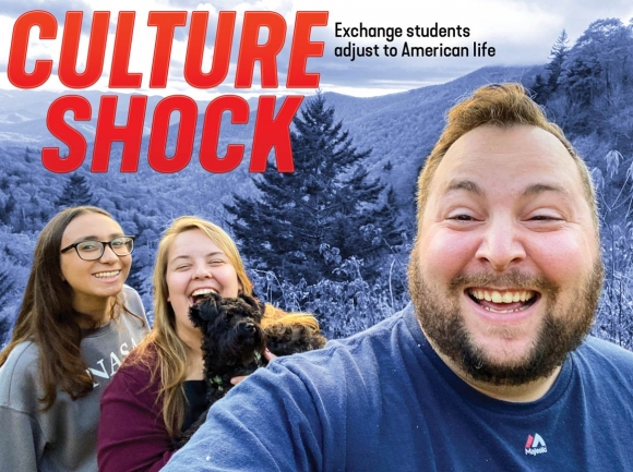 The Joy of Discovery: Foreign students, host families relish cultural exchange