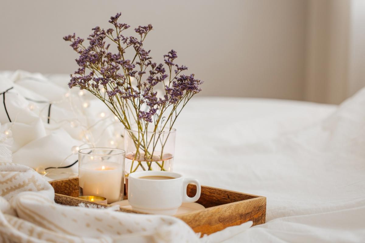 DIY Calming Candle