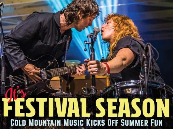 Cold Mountain Music Festival returns to Lake Logan