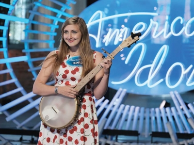 Alma Russ appeared as a contestant on American Idol earlier this year. Donated photo